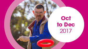 Community Learning and Life Skills Program – October to December 2017