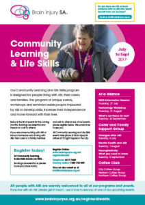 Community Learning and Life Skills Program