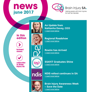 June eNewsletter 2017