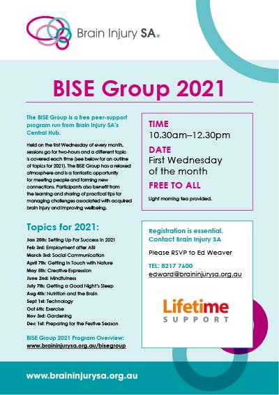 Download BISE Group 2021 Flyer