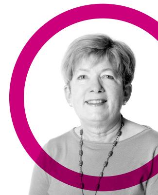 Liz Forsyth –CEO